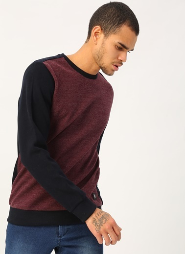 Lee Cooper Sweatshirt Bordo